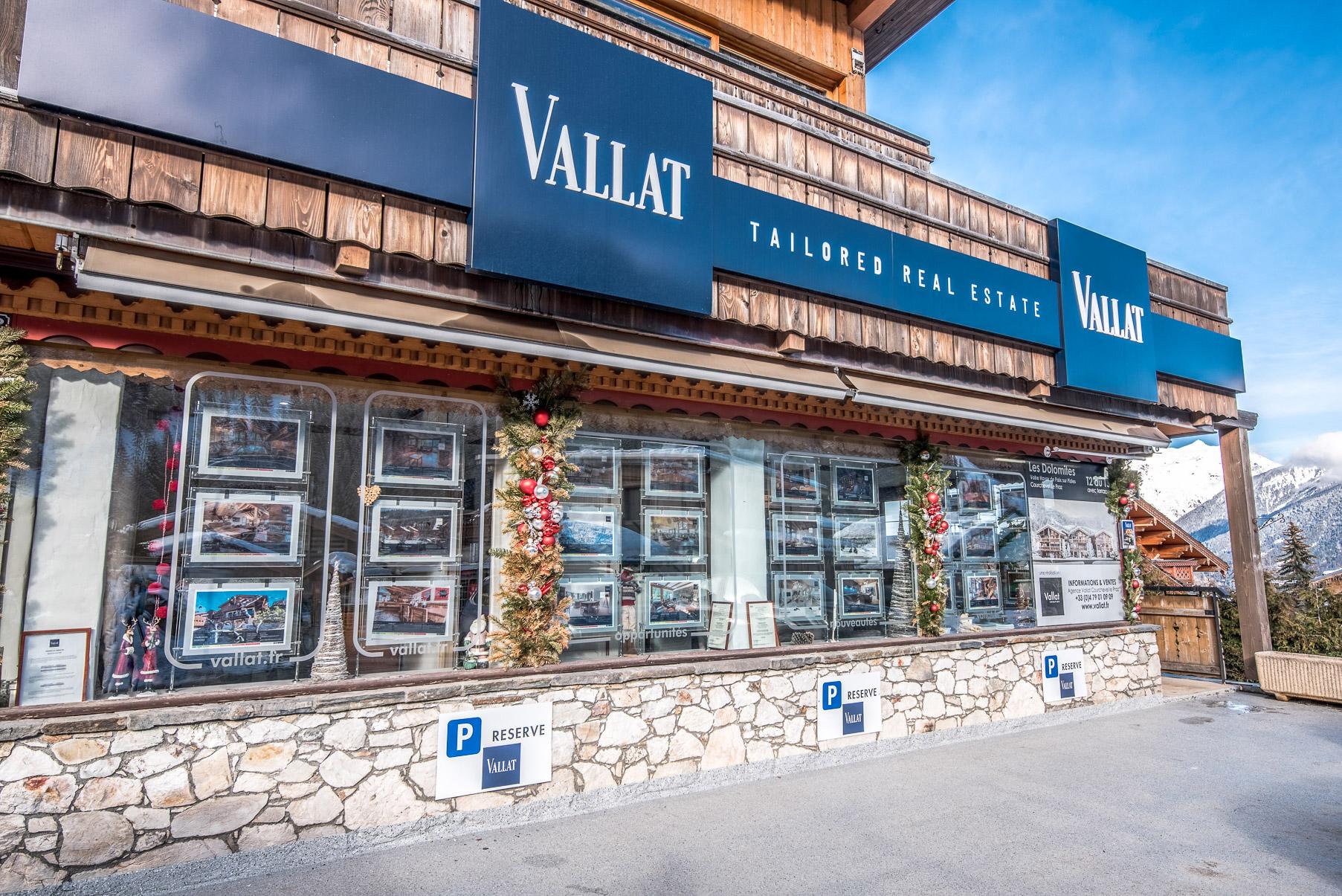 VALLAT - Courchevel Le Praz
